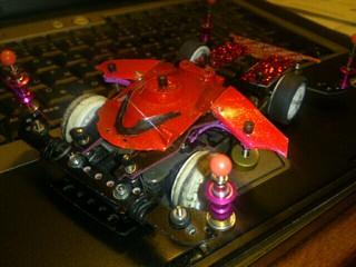 MSH-01 シャア専用MS